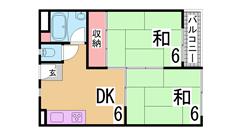 兵庫駅前 1015の間取