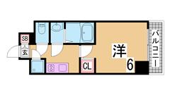 ペットOKオール電化エコキュート^^Wウォークインクローゼット^^ B115の間取
