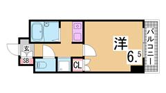 大手ハウスメーカー施工の広々シングルタイプ 浴室乾燥 エアコン 105の間取