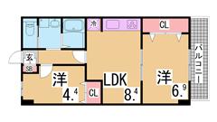 人気の松本通 室内大改装 システムキッチン エレベーター ウォシュレット  103の間取