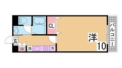 インターネット使い放題 駅近の広々空間でゆとりの生活 105の間取