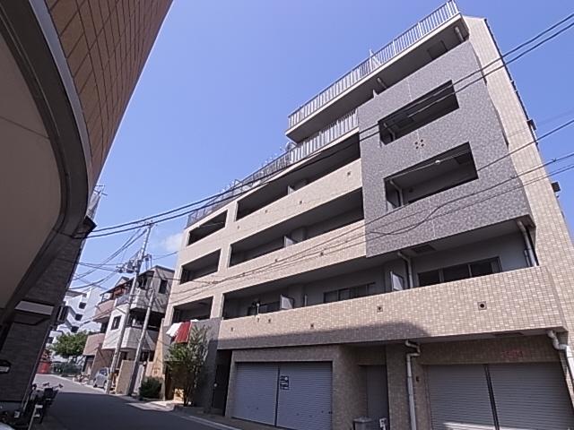 板宿すぐの築浅オートロック・宅配BOX付きマンション^^ 203の外観