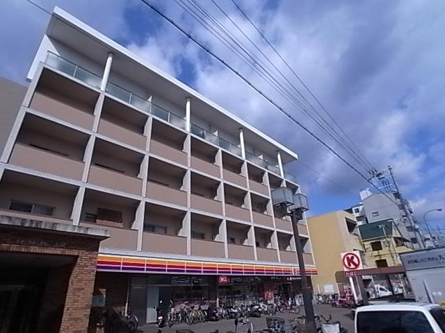 物件番号: 1111288188  神戸市兵庫区上沢通8丁目 1DK マンション 外観画像