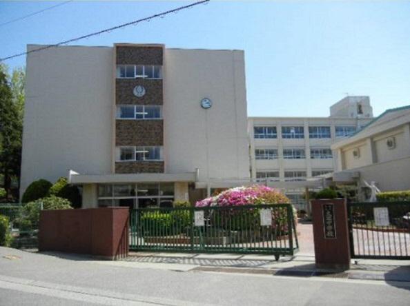 物件番号: 1111284230  神戸市北区西大池2丁目 2LDK マンション 画像21