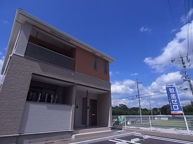 物件番号: 1111259498 ネオライフ  神戸市北区有野町有野 2LDK ハイツ 外観画像
