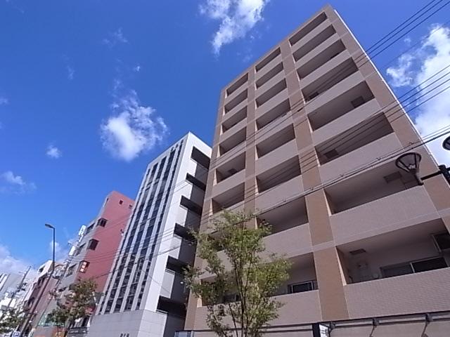 物件番号: 1111290738  神戸市長田区松野通1丁目 1DK マンション 外観画像