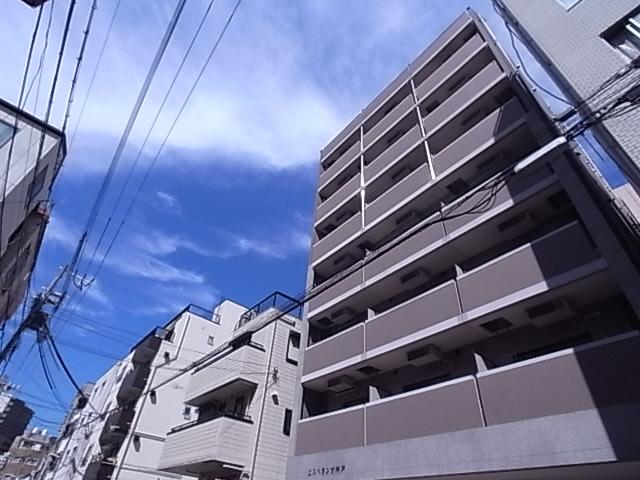 神戸駅徒歩圏の築浅1DK^^大型クローゼット・浴室乾燥付^^ 201の外観