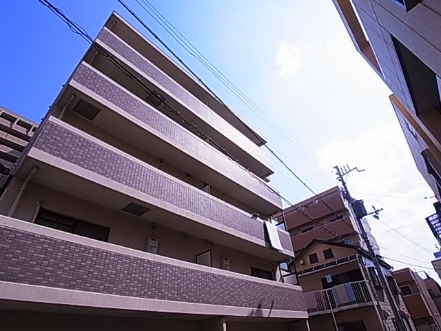 アーバンハウス神戸 506の外観