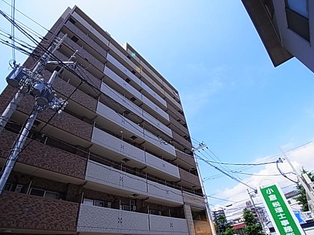 築浅分譲賃貸^^女性に人気^^システムキッチンガス2口・浴乾・オートロック付^^ 307の外観