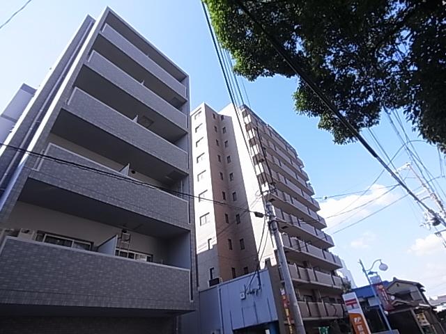 物件番号: 1111212129  神戸市須磨区衣掛町4丁目 1K マンション 外観画像