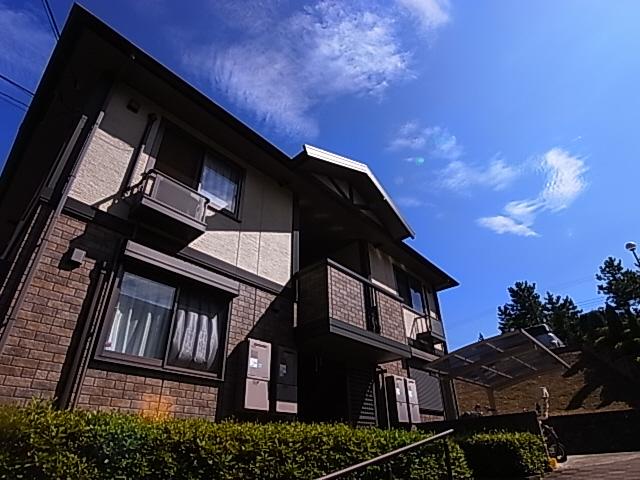 物件番号: 1111281702  神戸市北区北五葉6丁目 1LDK ハイツ 外観画像