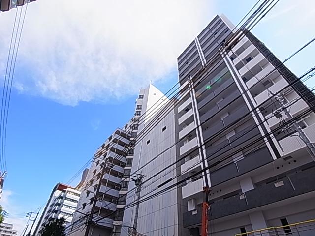 インターネット無料 神戸駅すぐ SECOM管理で安心入居 802の外観