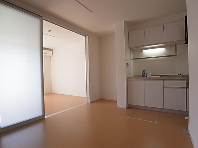 物件番号: 1111215656 カーサ・コリーナⅠ  神戸市北区上津台2丁目 2DK ハイツ 画像1