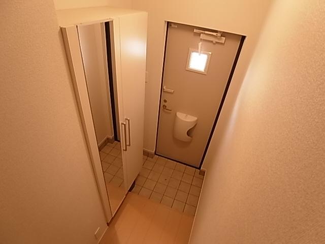 物件番号: 1111243970 カーサ・フェリーチェⅢ・Ⅳ  神戸市北区上津台2丁目 2LDK ハイツ 画像8