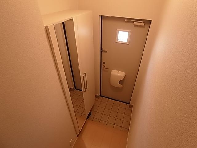 物件番号: 1111284227 カーサ・アルドーレⅡ  神戸市北区上津台2丁目 2LDK ハイツ 画像8