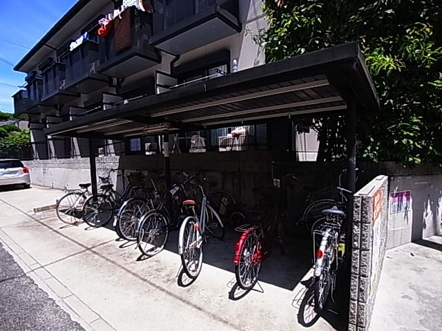 物件番号: 1111291571  神戸市須磨区桜木町2丁目 1K ハイツ 画像9