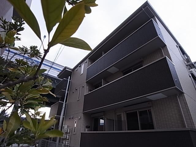 ペットOKの新築オートロック・浴室TV・システムキッチン・セコム付マンション^^ 301の外観