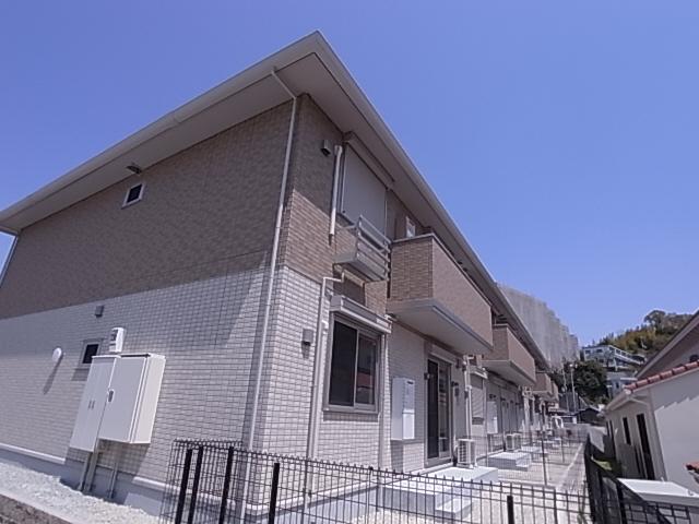物件番号: 1111287734  神戸市須磨区多井畑字東前田 2LDK ハイツ 外観画像