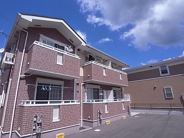 物件番号: 1111223607 エンプレイスⅡ  神戸市北区有野町有野 1R ハイツ 外観画像