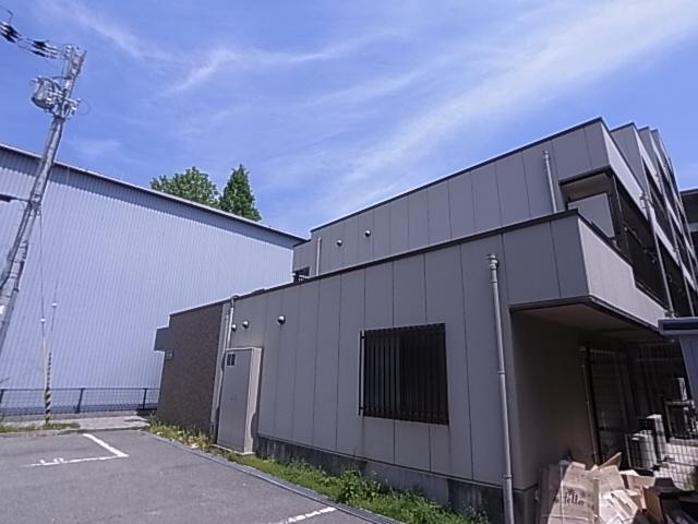 神戸大学・神戸医療専門まで徒歩圏内^^ネット無料^^管理人さん常駐です^^ 413の外観