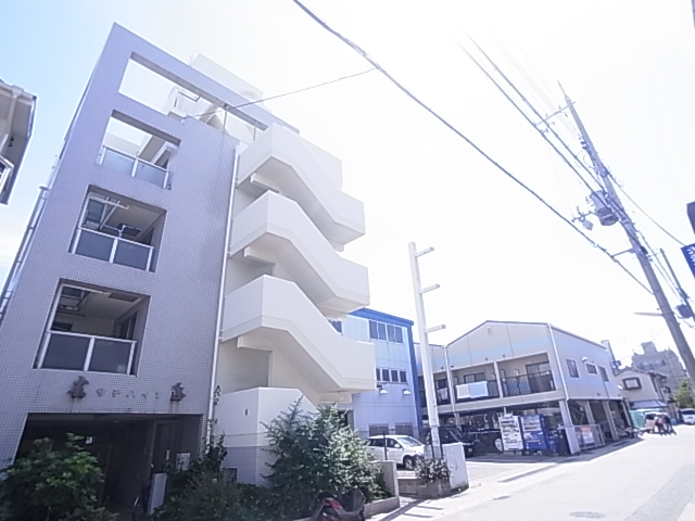 物件番号: 1111277523 サチハイツ  神戸市兵庫区小河通2丁目 2DK マンション 外観画像