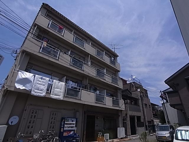 敷金礼金0円^^コンビニ・スーパー・商店街もすぐ^^室内きれいです^^ 303の外観