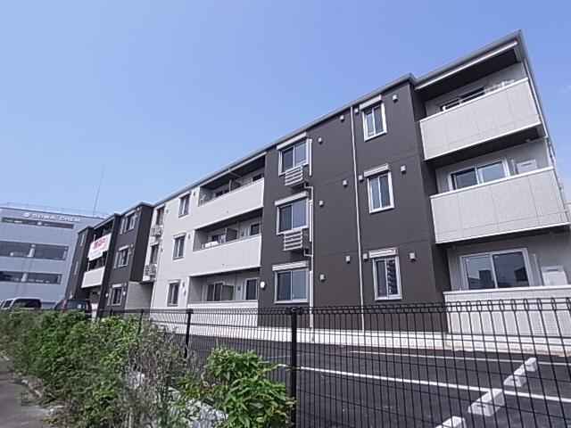 大型バスルーム 充実の設備の1LDKタイプ イオンモール神戸南も近いですよ 206の外観
