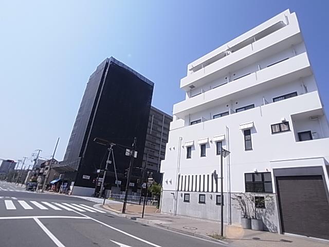 人気の新長田すぐの築浅オール電化・オートロック付マンション^^ネット無料^^ 4Bの外観