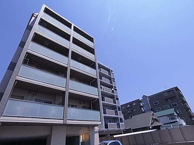 物件番号: 1111271237  神戸市垂水区海岸通 1LDK マンション 外観画像