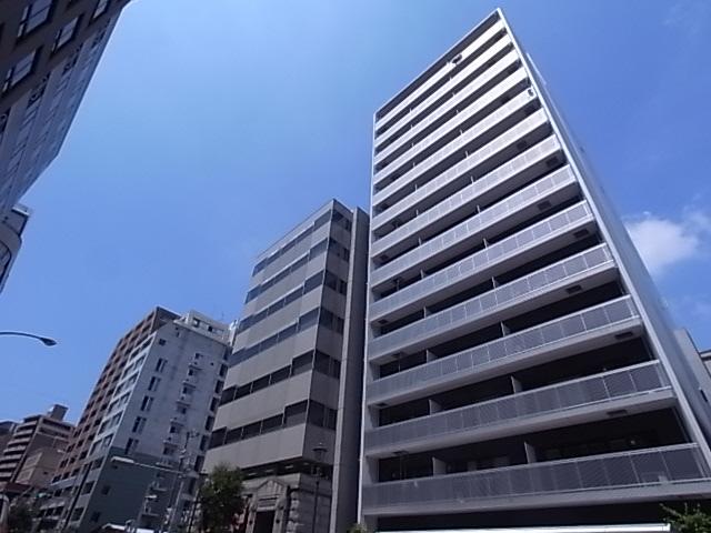 レジディア神戸元町 306の外観