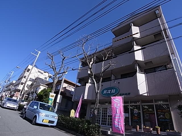 物件番号: 1111290718  神戸市須磨区白川台1丁目 1K マンション 外観画像