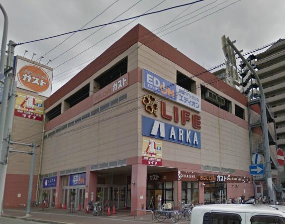 物件番号: 1111286960  神戸市長田区松野通1丁目 1K マンション 画像25