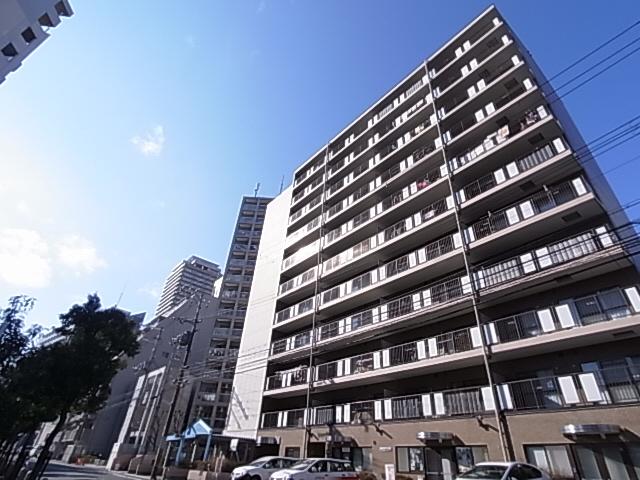 物件番号: 1111290717 カナル兵庫  神戸市兵庫区浜崎通 3LDK マンション 外観画像