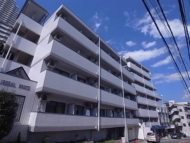 物件番号: 1111291524  神戸市須磨区道正台1丁目 1K マンション 外観画像