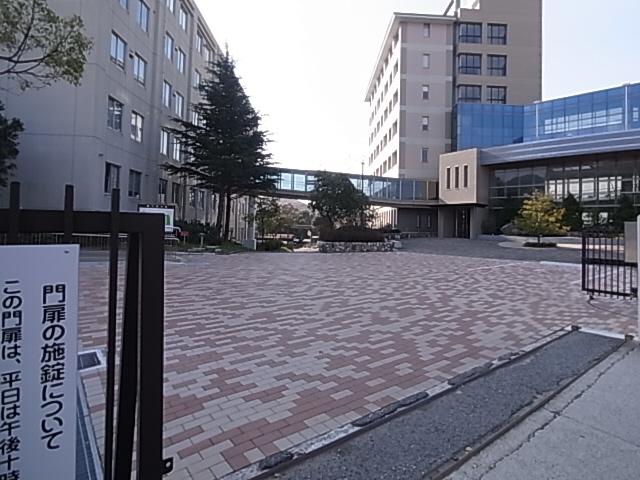 物件番号: 1111291524  神戸市須磨区道正台1丁目 1K マンション 画像23