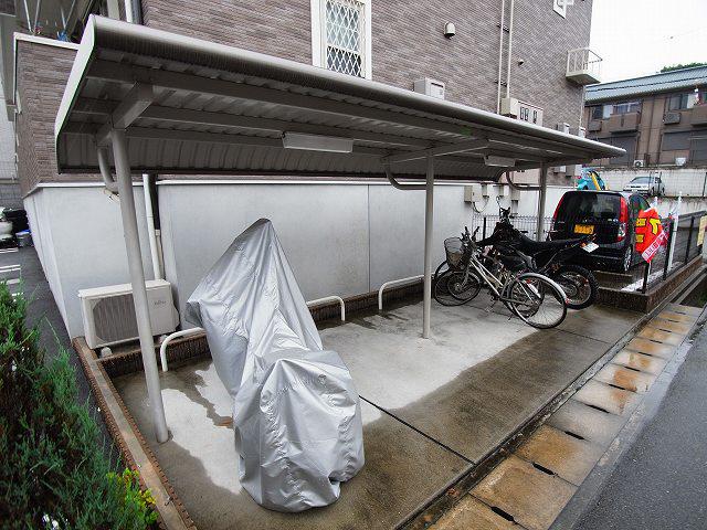 物件番号: 1111272195  神戸市北区八多町中 1K アパート 画像12