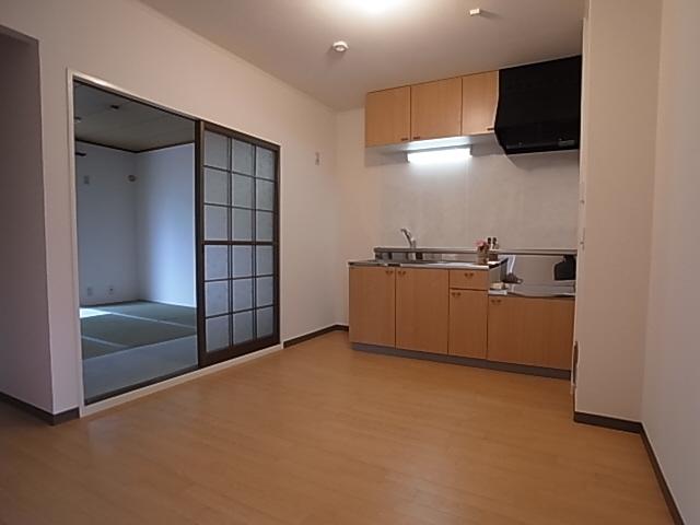 物件番号: 1111284625 グリーンハイツ  神戸市北区南五葉3丁目 3DK アパート 画像1