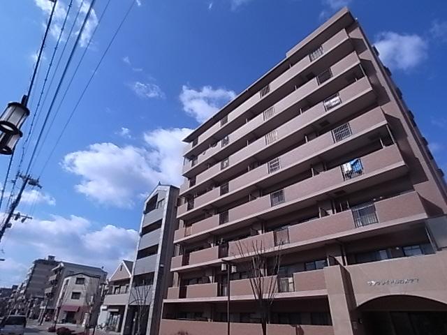 人気の会下山小学校区^^オートロック・エレベーター付の人気のマンション^^ 701の外観