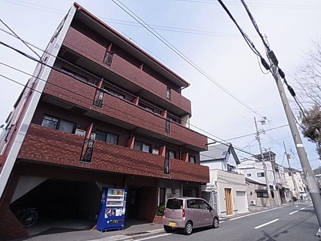 物件番号: 1111289824  神戸市長田区長田町8丁目 1K マンション 外観画像
