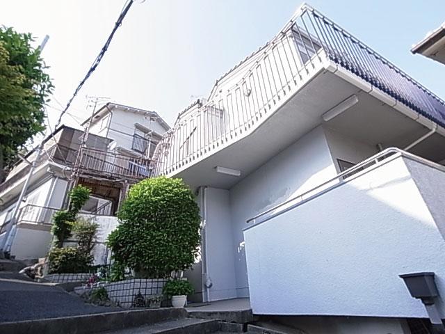 物件番号: 1111273148 ときわ花山ハイツ  神戸市長田区花山町2丁目 1LDK ハイツ 外観画像