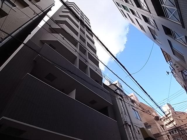 物件番号: 1111283713  神戸市中央区相生町4丁目 1K マンション 外観画像