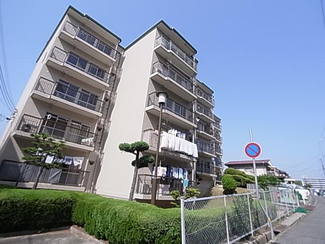 物件番号: 1111246080  神戸市須磨区白川台5丁目 3DK マンション 外観画像