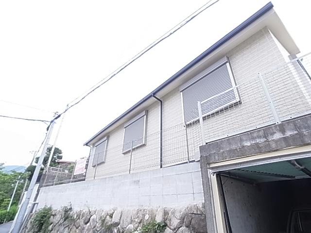 物件番号: 1111288923 東大池2丁目戸建  神戸市北区東大池2丁目 2LDK 貸家 外観画像