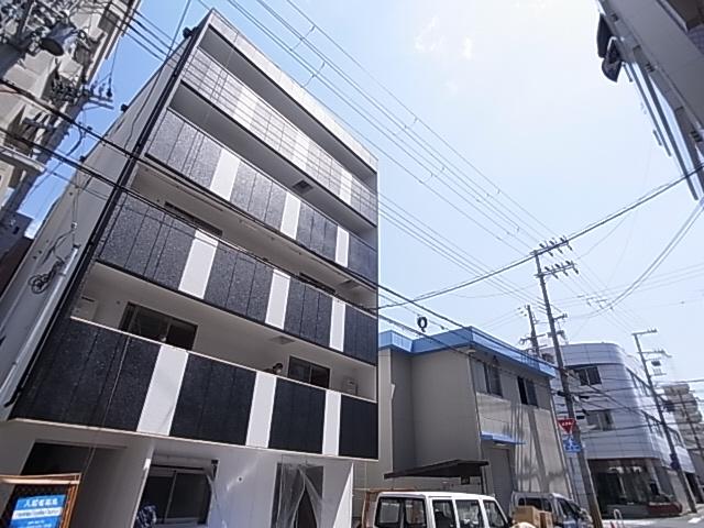 物件番号: 1111284234 プラネットフィールドKOBE  神戸市兵庫区七宮町2丁目 1LDK マンション 外観画像