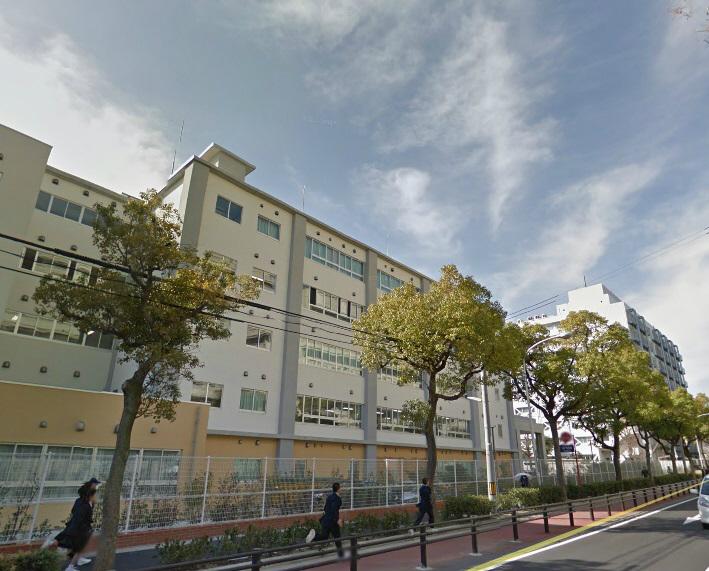 物件番号: 1111285294  神戸市中央区橘通1丁目 1K マンション 画像21