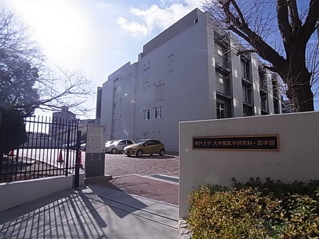 物件番号: 1111285294  神戸市中央区橘通1丁目 1K マンション 画像23