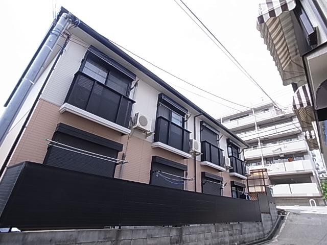 物件番号: 1111291557  神戸市長田区山下町4丁目 1K ハイツ 外観画像