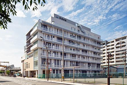 物件番号: 1111269993 HaTレジデンス  神戸市長田区二葉町7丁目 1LDK マンション 画像26