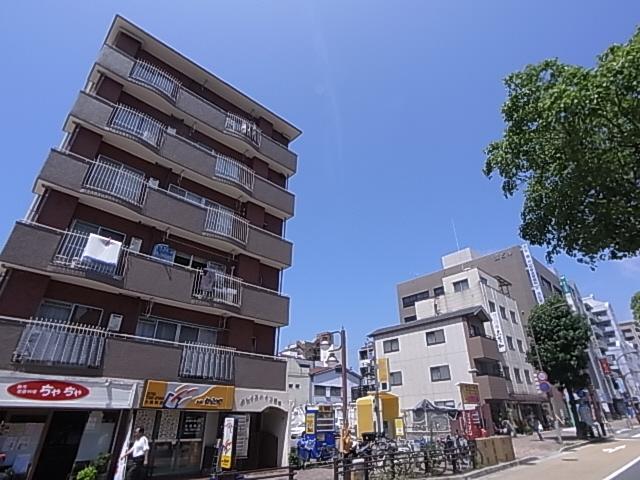 物件番号: 1111289830 グレイスハイツ板宿  神戸市須磨区大田町3丁目 2LDK マンション 外観画像