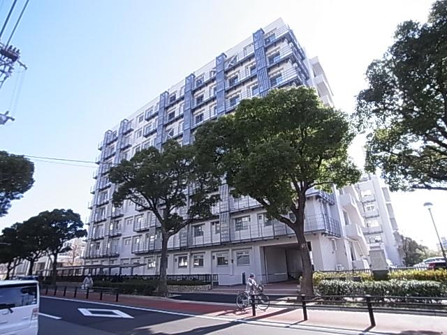 物件番号: 1111291547  神戸市兵庫区永沢町2丁目 1K マンション 画像23